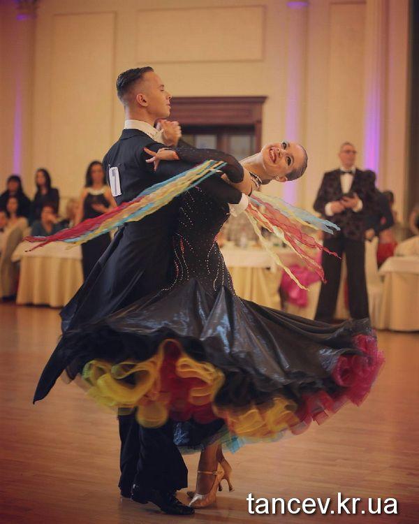 эмоции и костюм в танце